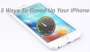tips for speed