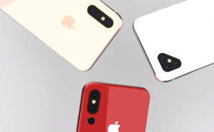 iPhone 11 leaks with triple lens camera