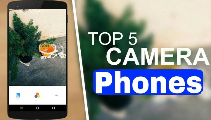 Best Camera Smartphones Of 2018