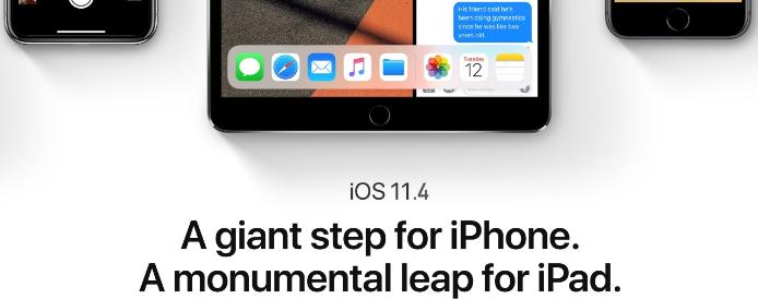 iOS 11.4 Photo