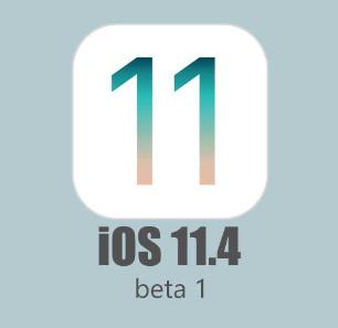 ios 11.4.1 beta 1