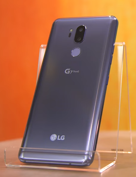 review on LG G7