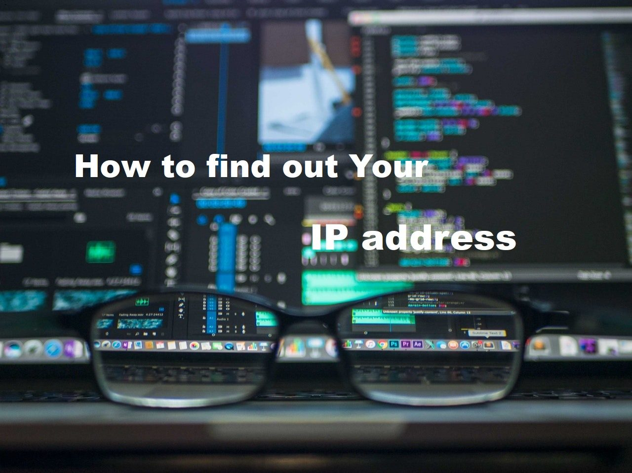 IP address how to find it