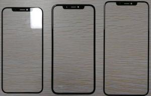 2018 iPhone screen leaks