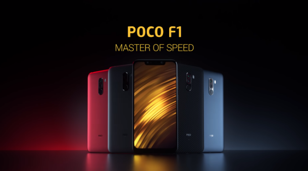 Pocophone F1 Insane Specs For A Cheap Price